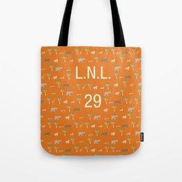 Pattern LNL 29 Tote Bag