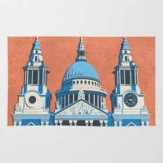 St. Paul's Cathedral Rug