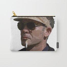 Hunter S Thompson Carry-All Pouch