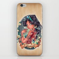 blood iPhone & iPod Skins featuring Royal Blood by Tim Shumate