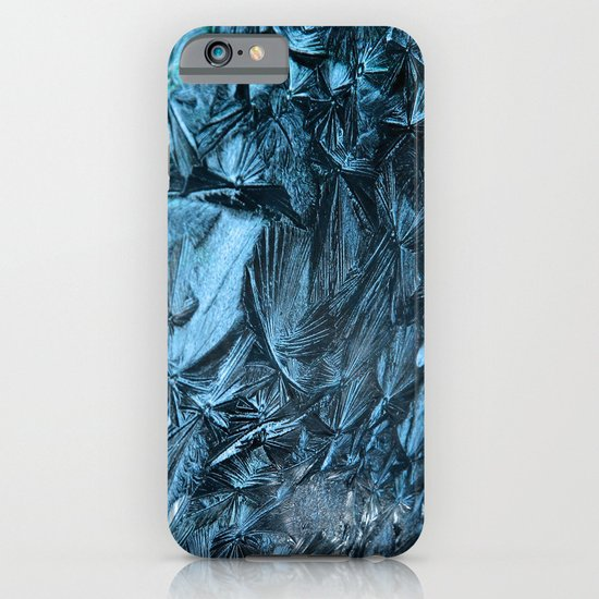 Geometric Frost iPhone & iPod Case