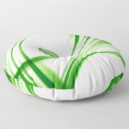Green 113 Floor Pillow