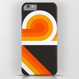 Flame Looper iPhone Case
