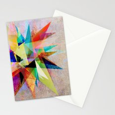 Colorful 2 Stationery Cards
