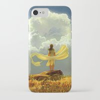 wind iPhone & iPod Cases featuring Wind by Artem Rhads Cheboha