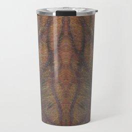 B skin texture Travel Mug