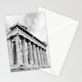 Mystical Parthenon Stationery Cards