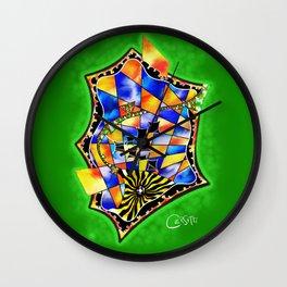 Abstract digital art - Stavoris V3 Wall Clock