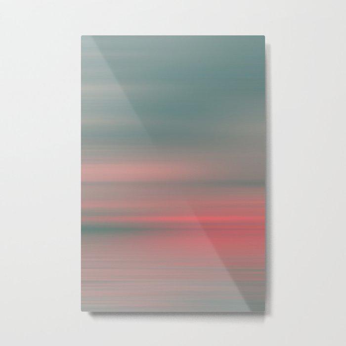 Horizon III Metal Print