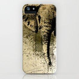 Peanut Allergy iPhone Case
