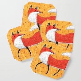Sassy Little Fox Coaster