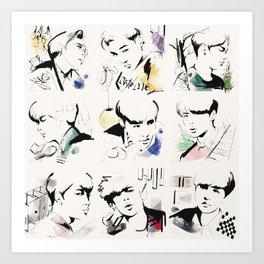 Love Me Right - EXO Art Print