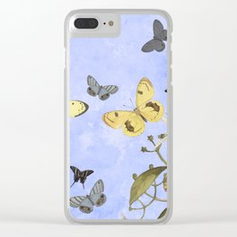 Let us dance in the sun Clear iPhone Case