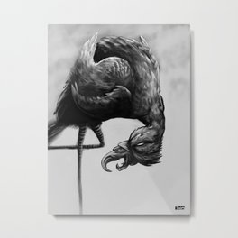 The Lurch Metal Print