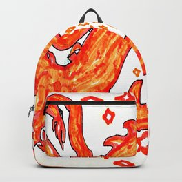 Bright Dragon Backpack