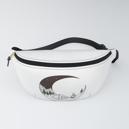 Camping Night | Outdoor Nature Starry Sky Fanny Pack