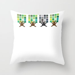 Think It! Like It? Throw Pillow