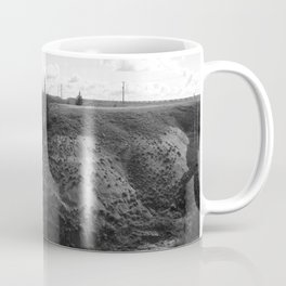 Horseshoe Canyon 1 Drumheller Badlands Coffee Mug