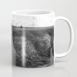 Horseshoe Canyon 1 Drumheller Badlands Coffee Mug