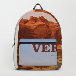 Visit Vernal  Backpack