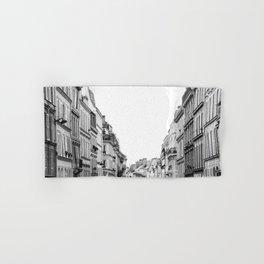 Street in Paris Hand & Bath Towel