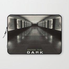 Enter the dark Laptop Sleeve