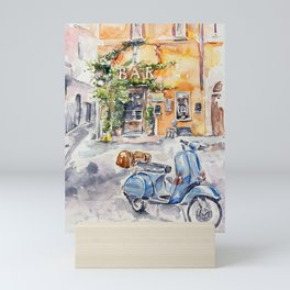 Rome Mini Art Print
