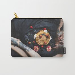 tattoo and cake Carry-All Pouch