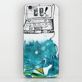 Emotion Ocean 4 iPhone Skin