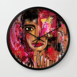 How could you … Wall Clock
