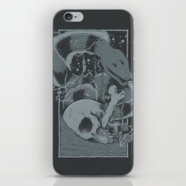 Eelectric iPhone Skin