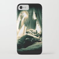 horror iPhone & iPod Cases featuring Horror by Joe Roberts