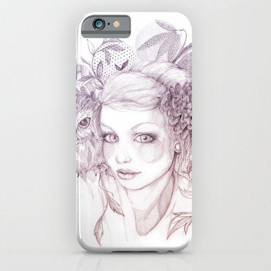 Felt Heart iPhone & iPod Case