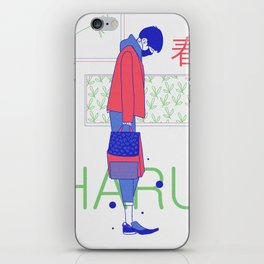 Haru Haru iPhone Skin