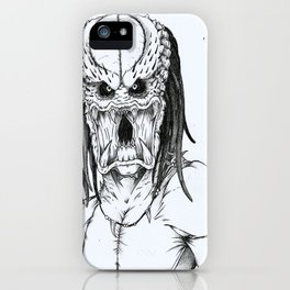 The Pred iPhone Case