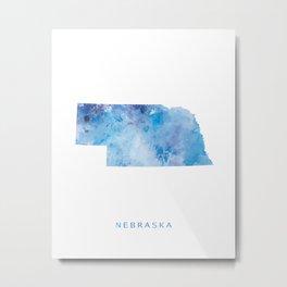 Nebraska Metal Print