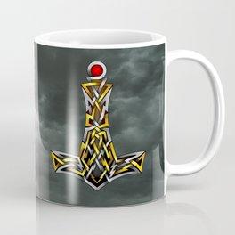 Thor's Hammer Mjolnir Coffee Mug