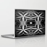 smoke Laptop & iPad Skins featuring Smoke by 2sweet4words Designs