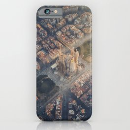 Let there be light! iPhone Case