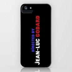 Godard iPhone (5, 5s) Slim Case