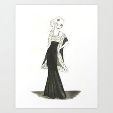 Passionate Women 2 Art Print