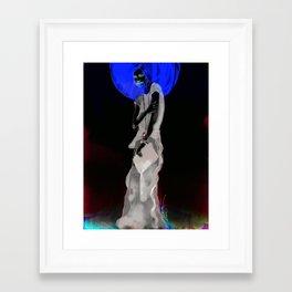 Shao Yen by Dana Bocai Framed Art Print