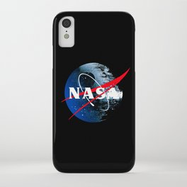The Second NASA Death Star iPhone Case
