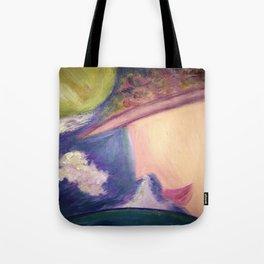 Her Meteorological Highness. Tote Bag