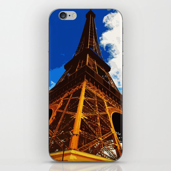 Eiffel Tower iPhone & iPod Skin