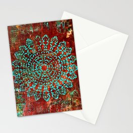 Original Aztec Fossil Stationery Cards