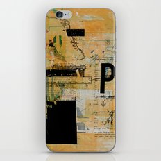 misprint 55 iPhone & iPod Skin