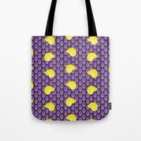shell Tote Bags featuring shell by MelleNora