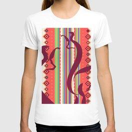 Interstellar Alpacas T-shirt