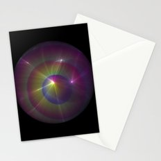 Light of a Different World Stationery Cards